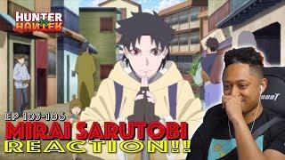 Boruto Episode 105 & 106 Reaction