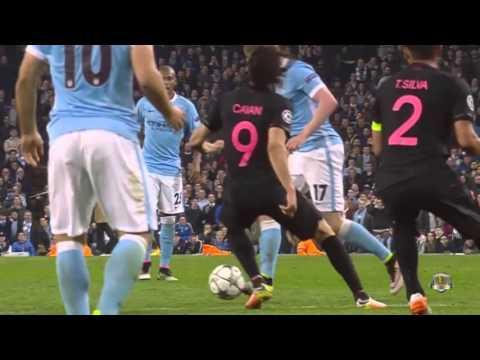 Manchester City vs PSG 1-0 (de Bruyne) 2016 (HD) - YouTube