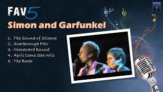 Simon & Garfunkel - Fav5 Hits