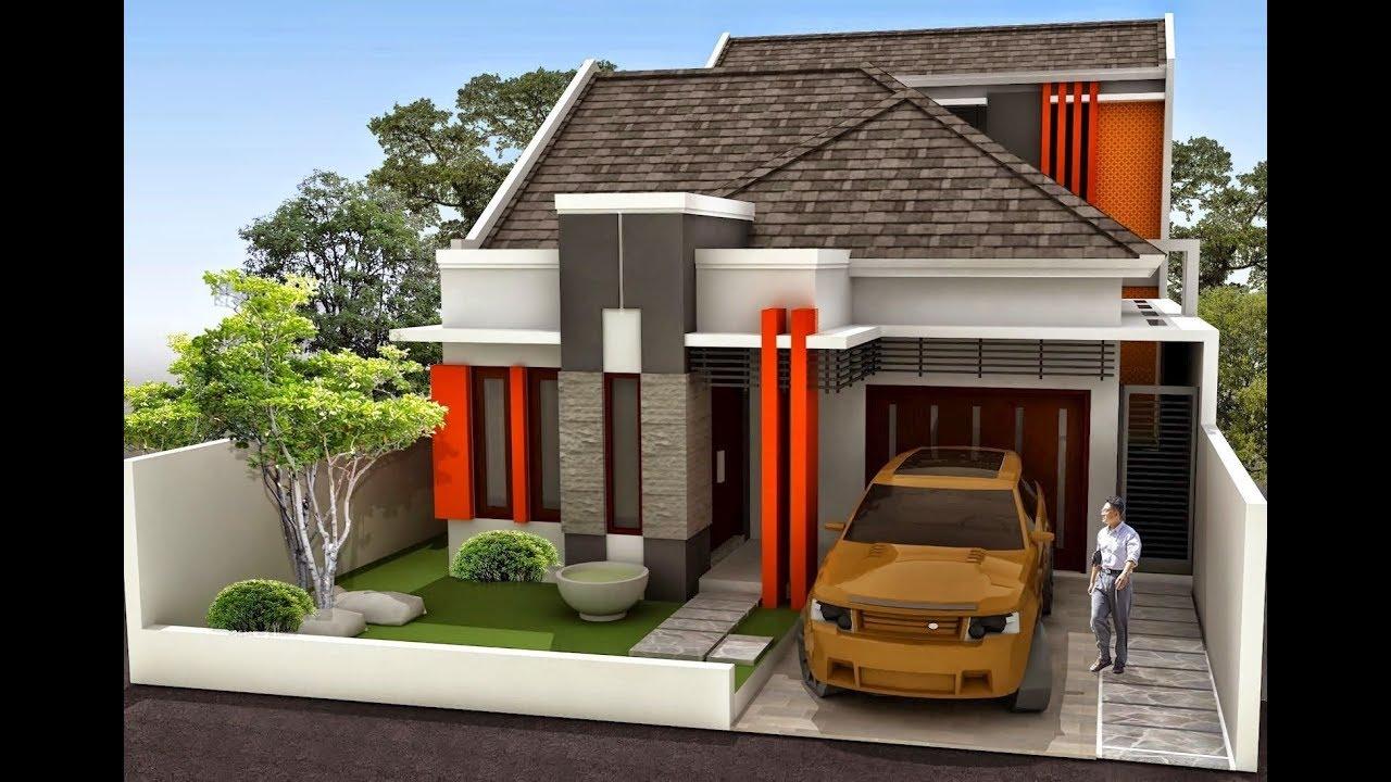 The 30 Minimalist House Design Type 45 Youtube