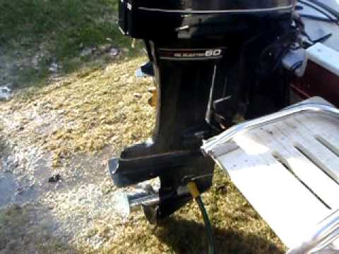 60 hp mercury 2 stroke outboard motor 1989 youtube for 2 2 mercury outboard motor