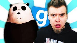 STRASZNIE UROCZA PANDA (Garry's Mod Hide and Seek)