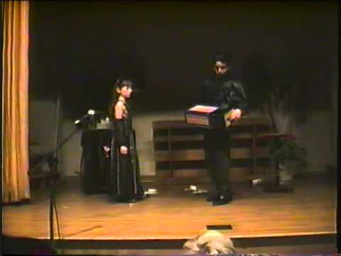 Armenian   TV  Magic Show & School Show by Prince Bagdasarian