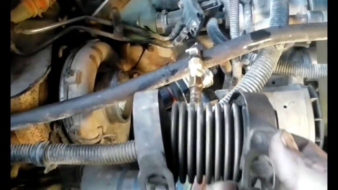 egr cooler gone bad [ 1280 x 720 Pixel ]