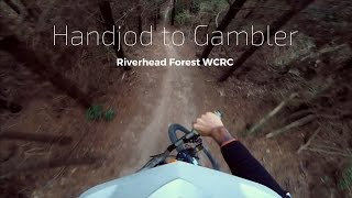 WCRC Riverhead Forest - Handjob onto Gambler GoPro