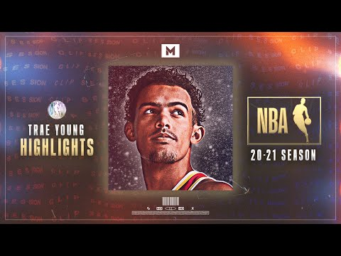 Trae Young Has Been A Joy To Watch This Season! Best 2021 Highlights   CLIP SESSION