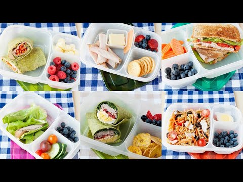 5 healthy school and office lunch ideas with turkey youtube 5 healthy school and office lunch ideas with turkey forumfinder Choice Image