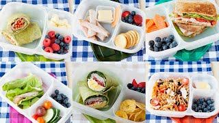Healthy School And Office Lunch Ideas Turkey