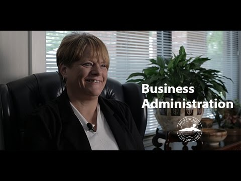 Business Administration at Montgomery Community College