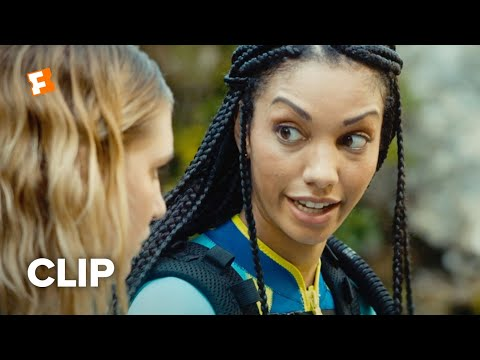 47 Meters Down: Uncaged Movie Clip - Diving (2019) | Movieclips Indie