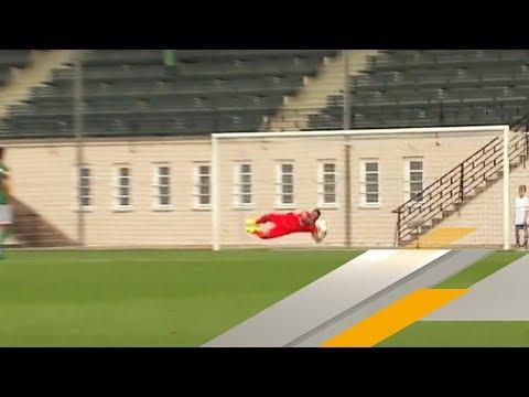 Paradenshow! Hier fliegt 120-Kilo-Koloss Tim Wiese | SPORT1
