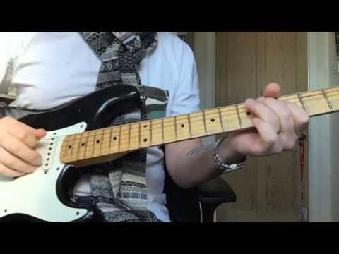 Richie Kotzen - My Angel - Ditto looper Jam