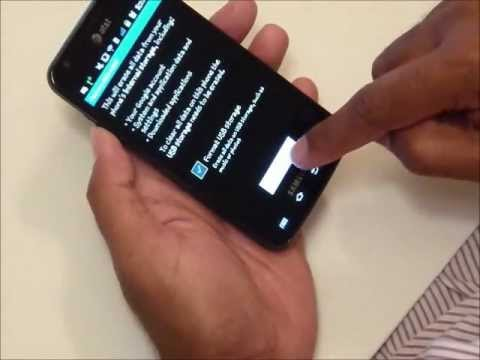 Samsung Galaxy S2 (Skyrocket SGH-I727 - AT&T) - Hardware Reset Revealed