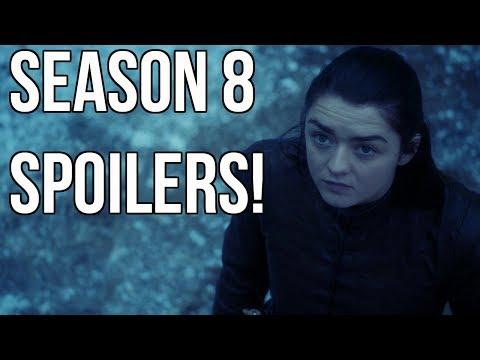 Will Arya Stark Survive The Long Night? - Game of Thrones Season 8 Spoilers