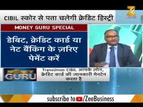 Impact of part payment settlement on settlement on CIBIL Score explained by Balwant Jain