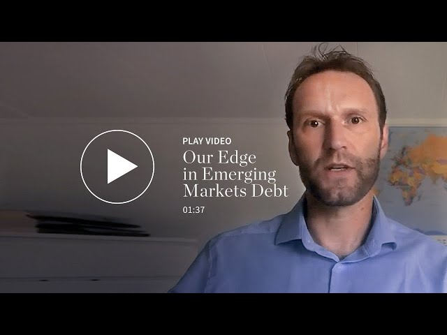 Our Edge In Emerging Markets Debt