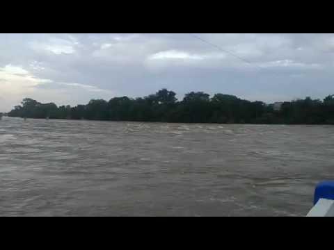 Gandheswari river Bankura