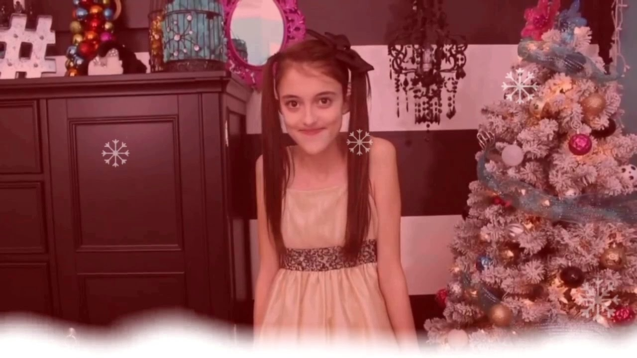 Kaelyn || merry christmas!! - YouTube