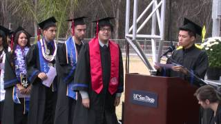 2015 Thurgood Marshall College Commencement