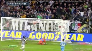 ► Погба   чудо гол в ворота Наполи!