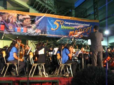 Quinto Congreso Internacional Jovenes Musicos Antofagasta 2012