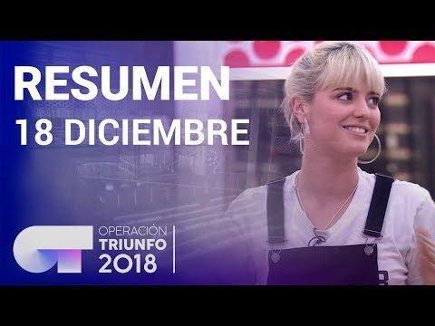 Resumen diario OT 2018 | 18 DICIEMBRE