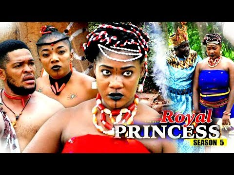 Royal Princess Season 5 - Mercy Johnson 2018 Latest Nigerian Nollywood Movie Full HD
