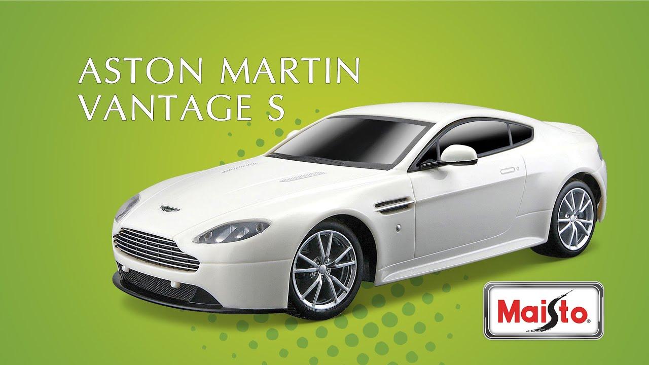 Maisto Aston Martin Vantage S from Hawkin s Bazaar