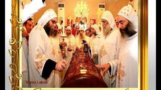 قداس عيد نياحة القديس القمص ميخائيل البحيرى المحرقى 23/2/2015