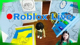 Roblox Game Live - K sisters-Tube Aug #Roblox jeu #Roblox Live,