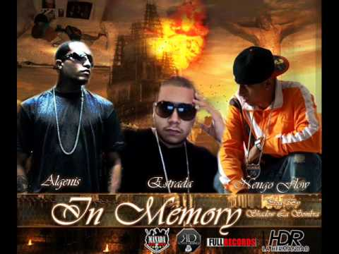 Algenis Ft Ñengo Flow & Estrada - In Memory (Geral The Black Shadow) (Manada Records)