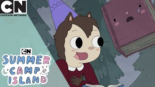 Summer Camp Island | Secret Society | Cartoon Network UK
