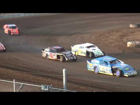IMCA Sport Mod Heat 2 Independence Motor Speedway 7/27/19