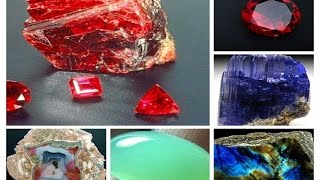 Đá phong thủy - Bộ sưu tập các loại đá hot nhất
