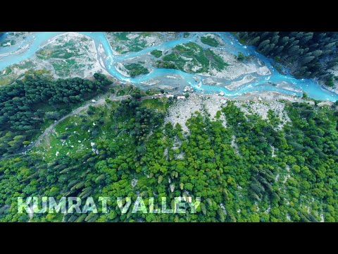 The Spectacular Upper Dir - KPK, Pakistan - Drone Footage
