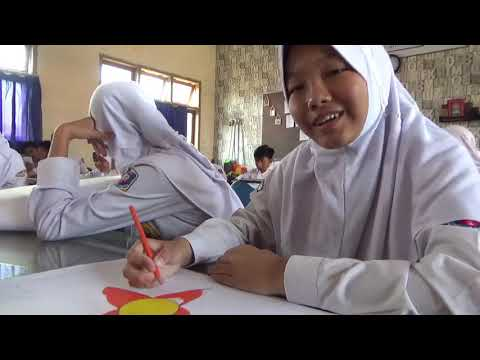 #LombaKarya Hari Bantik Nasional Di SMPN 2 Ciamis 2019 Part 2