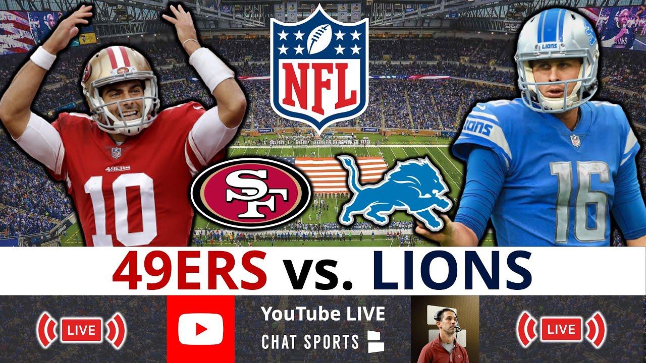 N.F.L. Week 1 Live: Steelers vs. Bills, Lions vs. 49ers and More