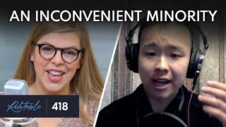 Why Progressives Can't Stand it When Asian-Americans Succeed   Guest: Kenny Xu   Ep 418