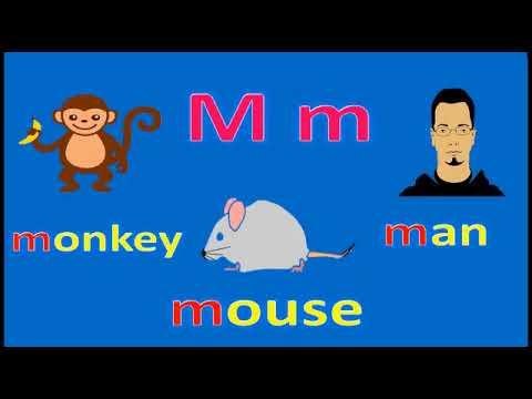 تعليم الحروف الانجليزية للأطفال   Learn English Letters for kids