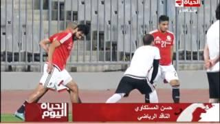 بالفيديو.. تامر أمين عن فوز مصر: شكل الأيام الحلوة راجعة تانى