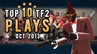 Top 10 TF2 plays - October 2013