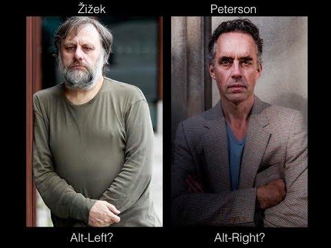 On Slavoj Žižek and Jordan Peterson