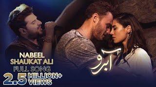 Nabeel Shaukat Ali | Sana Zulfiqar |Story of Love and Betrayal | Aabroo | Full Song | Dramas Central