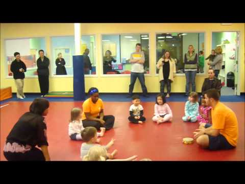 Abigail's 4 Years old Birth Day Party video