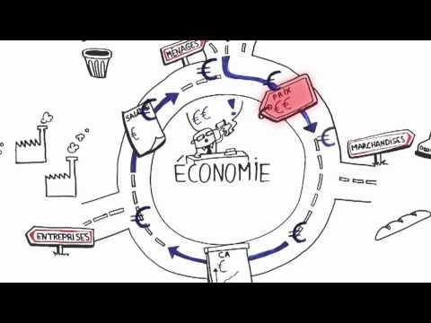 Dessine-moi L'éco : La Création Monétaire, Un Taux D'inflation à Contrôler