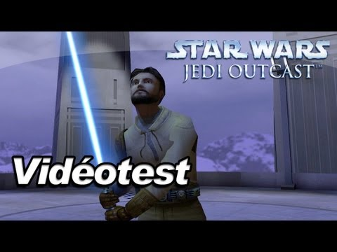 Vidéotest - Star Wars Jedi Knight 2 Jedi...