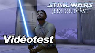 Vidéotest - Star Wars Jedi Knight 2 Jedi Outcast (PC)