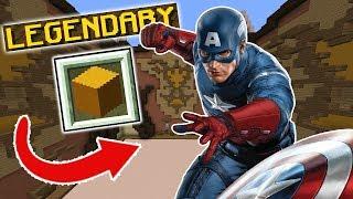 Legendary Avenger Minecraft Build Battle