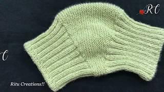 Knee Cap / Knee Warmer (घुटनो को गरम रखने के लिए ) : Knitting Video in Hindi | Knitting Hindi |