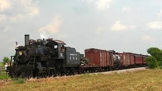 Strasburg Railroad - US Transportation Corps. #89